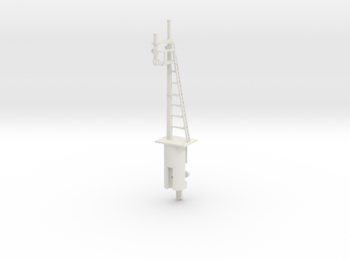 RH Inverted Bracket Signal HO NSWGR LQ 3d printed