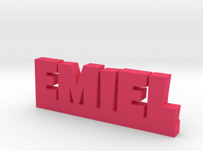 EMIEL Lucky 3d printed