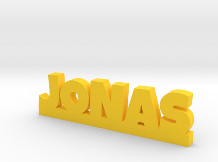 JONAS Lucky 3d printed
