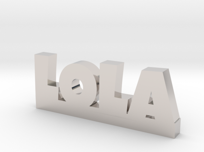 LOLA Lucky 3d printed