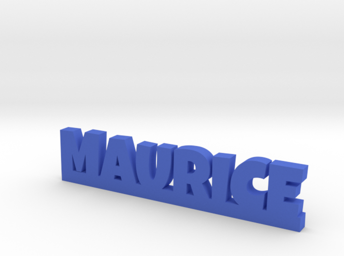 MAURICE Lucky 3d printed
