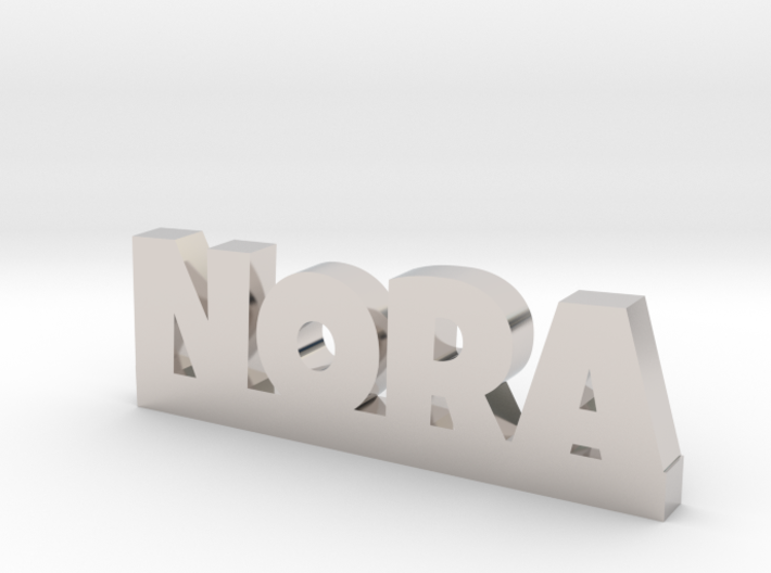 NORA Lucky 3d printed