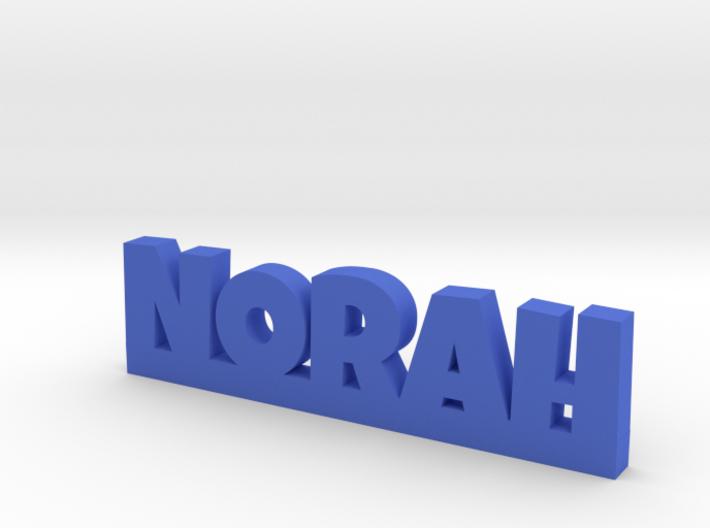 NORAH Lucky 3d printed