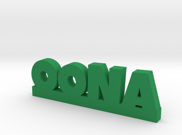 OONA Lucky 3d printed
