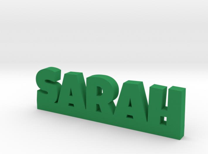 SARAH Lucky 3d printed