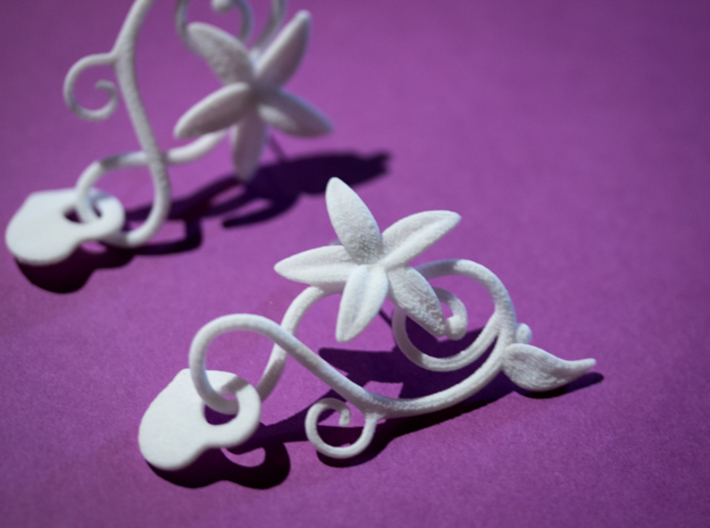 Kotomi Earrings 3d printed