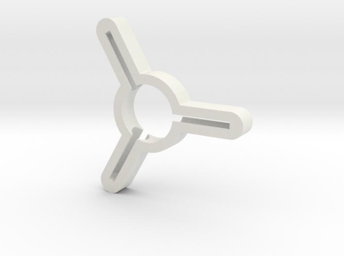 Handspinner 3d printed
