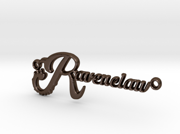 Ravenclaw Pendant 3d printed