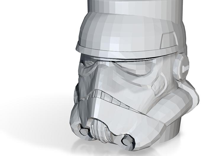 Stormtrooper Coffee Mug 3d printed