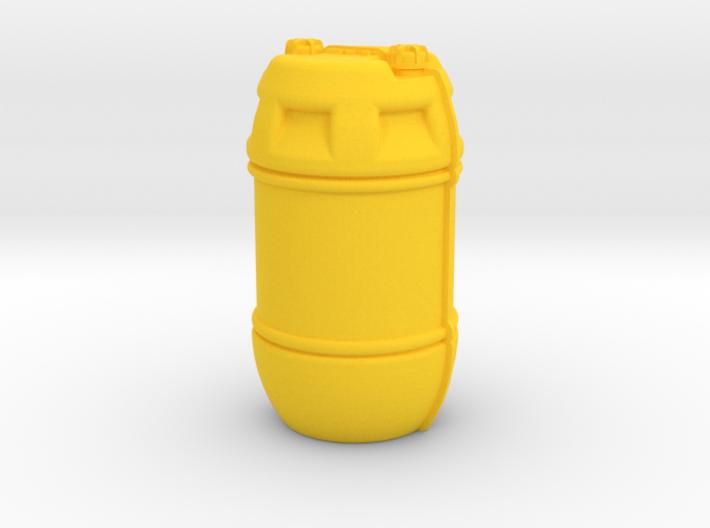 1-35 Shark Hunter Barrel 3d printed