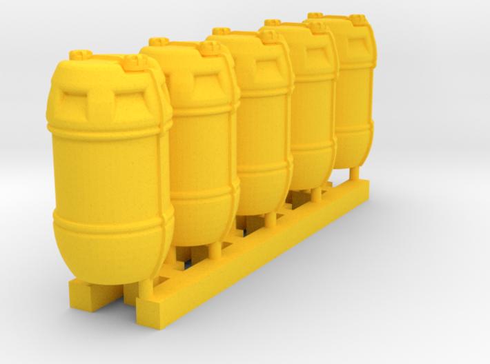 1-56 Shark Hunter Barrel 3d printed