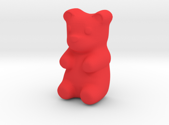 Gummy Bear 3d printed