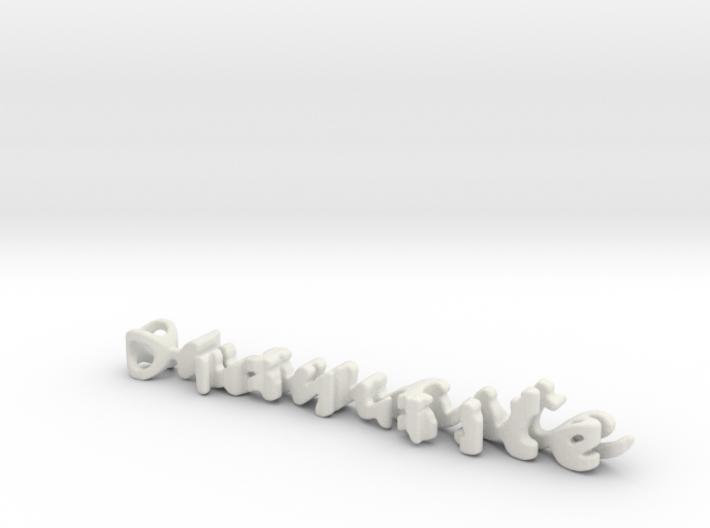 Twine namaste/practice 3d printed