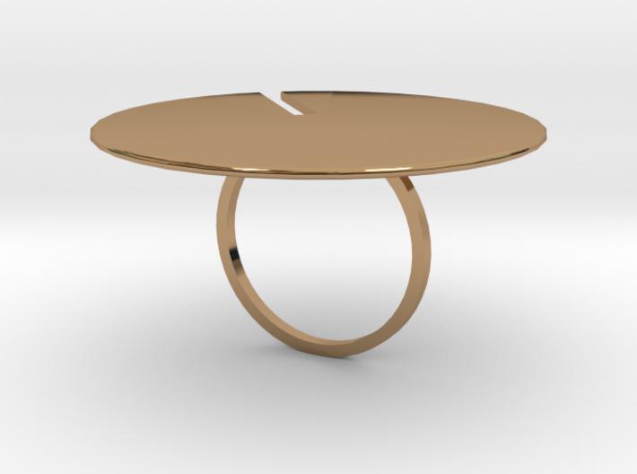 Yona Ring 3d printed