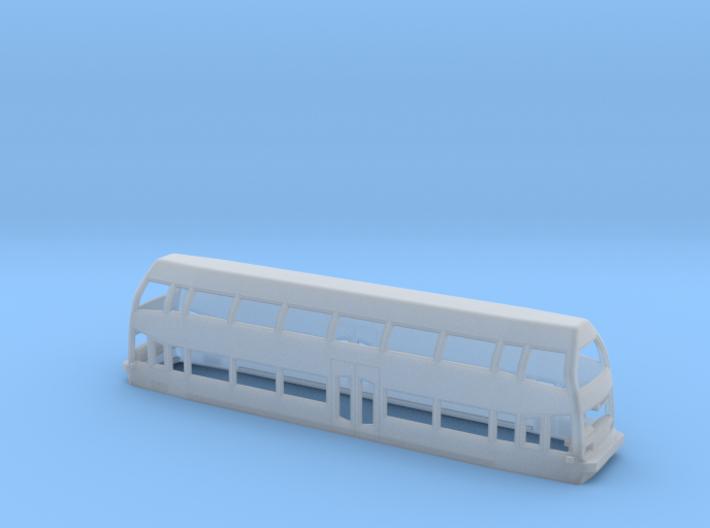 BR 670 TT [body] 3d printed