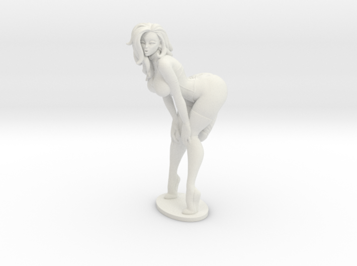 Pumpkin Futa 54mm 3d printed