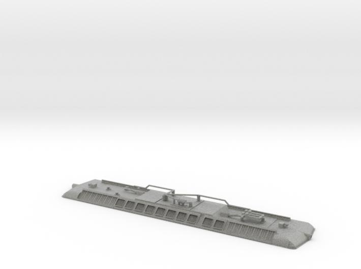 ÖBB 1144 Dach Scale TT 3d printed