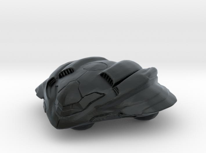 Samus' Gunship 3d printed