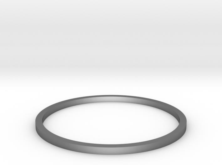 Ring Inner Diameter 20.7mm 3d printed