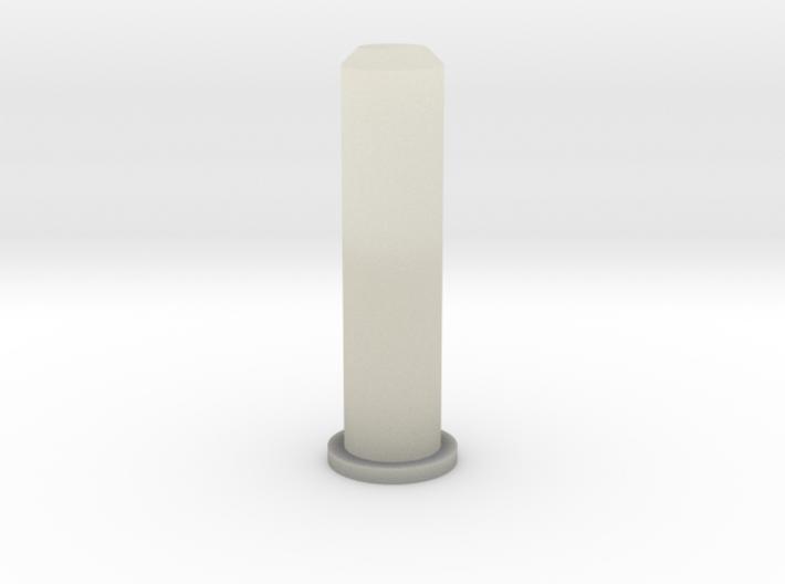 Barrel Plug 2/2 b 3d printed