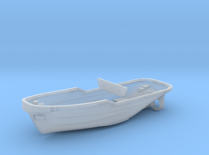 Harbor Tug Hull 1:200 V40 (Feature Complete) 3d printed
