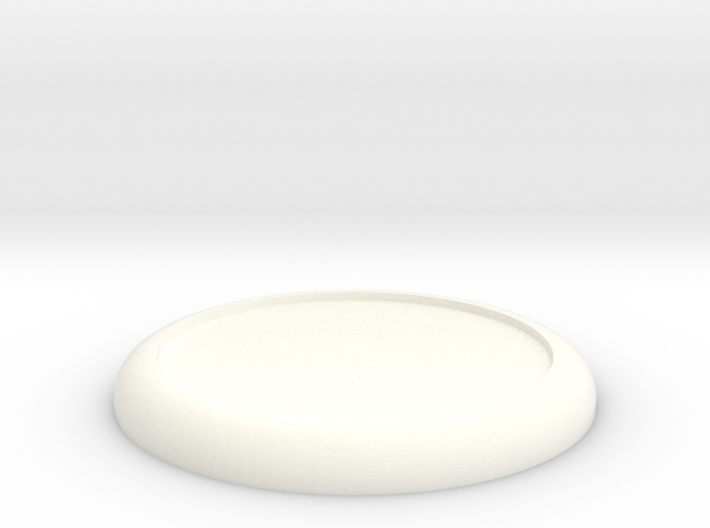 Mini Base Round Lip D50 (full) 3d printed