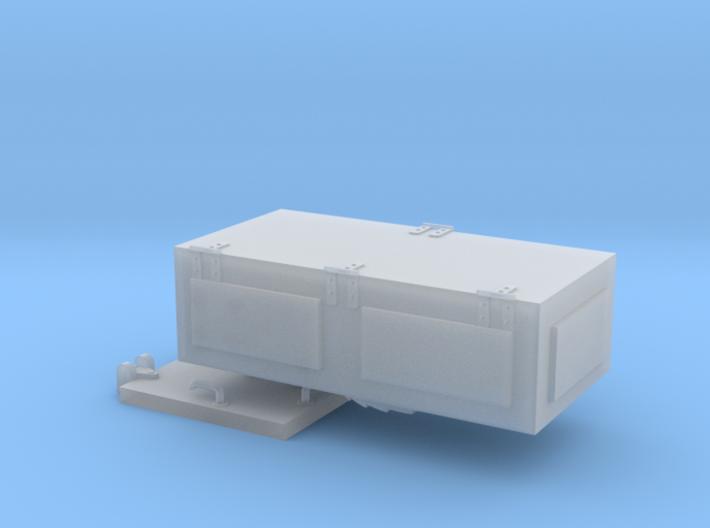 S18 Kitchenroof Detailset 3d printed