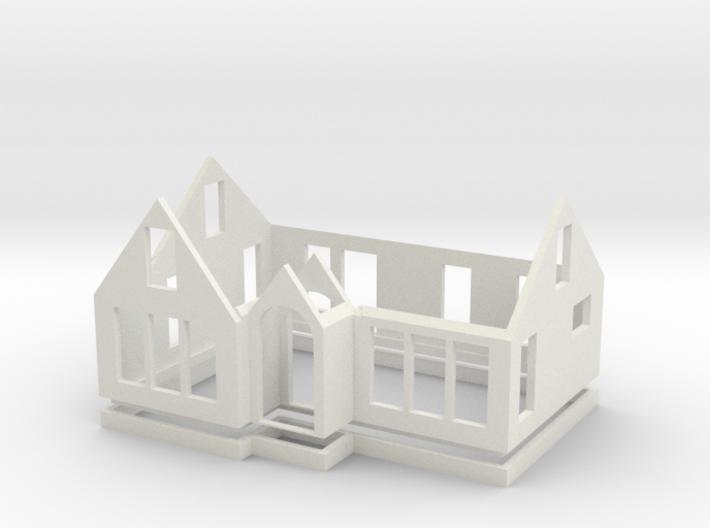 House 3R 3d printed