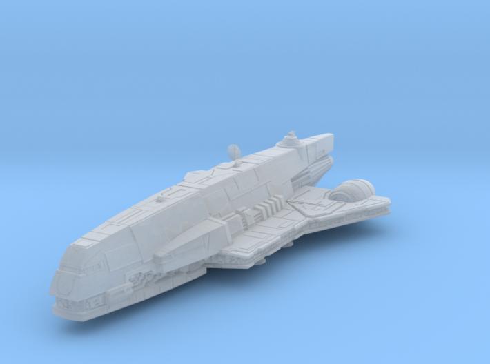 1/2700 Rebels Gozanti/ Imperial Assault Carrier 3d printed
