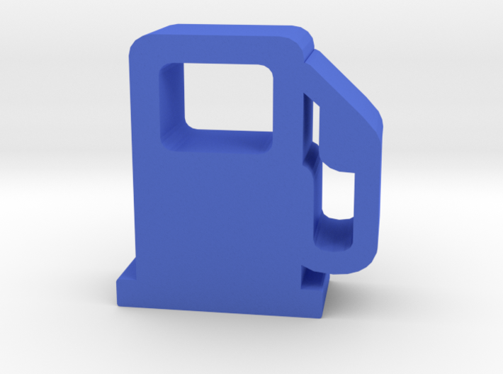 Game Piece, Gas Pump 3d printed