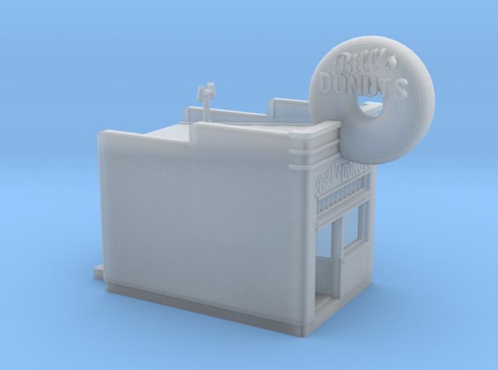 Donut Shop 3d printed