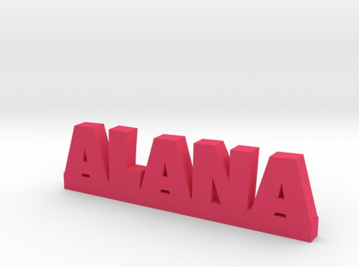ALANA Lucky 3d printed