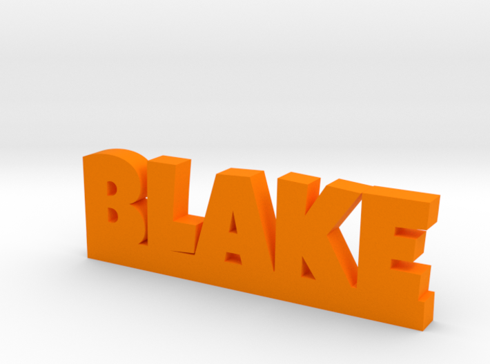 BLAKE Lucky 3d printed
