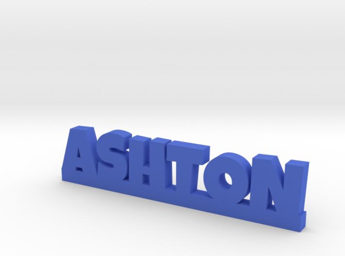 ASHTON Lucky 3d printed