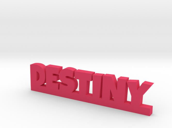 DESTINY Lucky 3d printed