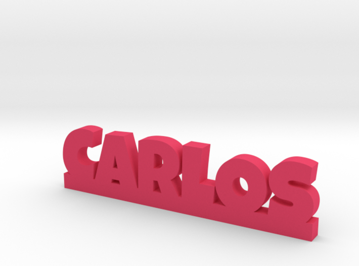 CARLOS Lucky 3d printed