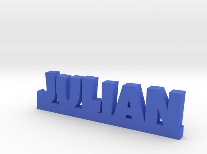JULIAN Lucky 3d printed