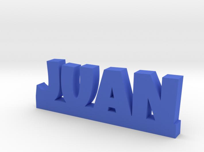 JUAN Lucky 3d printed