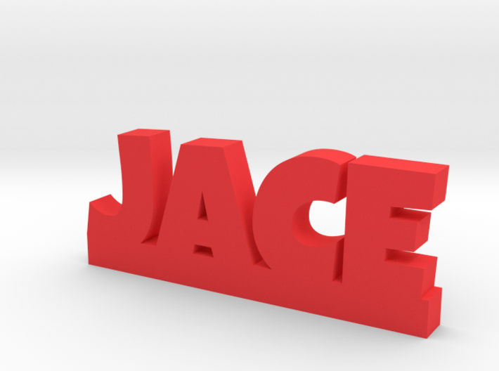 JACE Lucky 3d printed