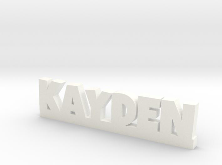 KAYDEN Lucky 3d printed