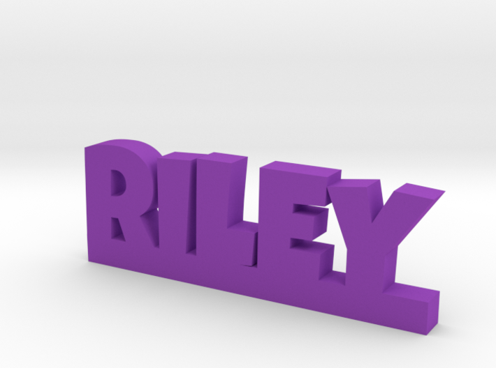 RILEY Lucky 3d printed