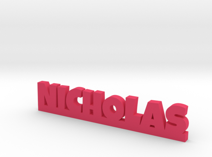 NICHOLAS Lucky 3d printed