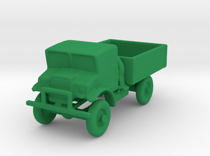 1/144 Scale C60S Truck 3d printed