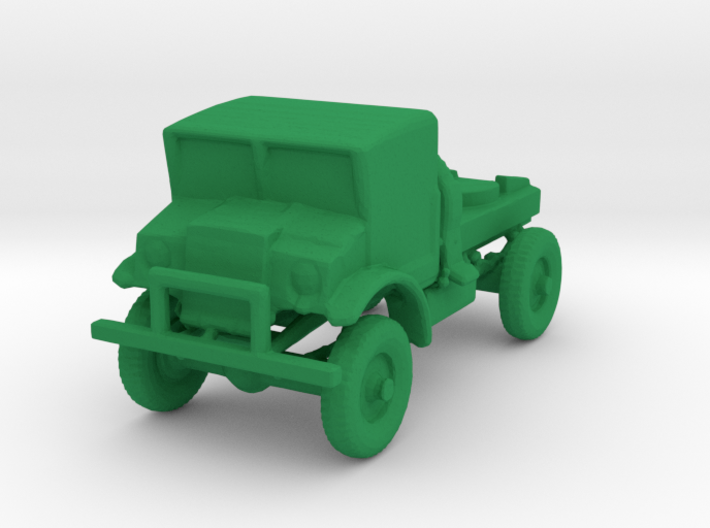 1/144 Scale C60S Tracktor 3d printed