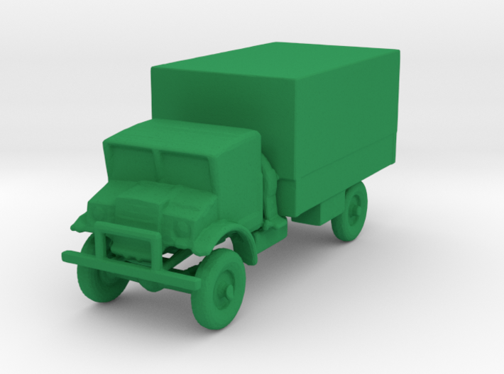 1/144 Scale C60L Truck Covered 3d printed