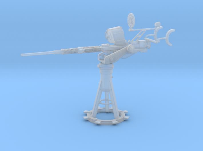 1/27 20mm Oerlikon Mk10 W/o Shield 3d printed