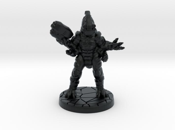 Xenng War-Caste Eradicator (15mm scale) 3d printed