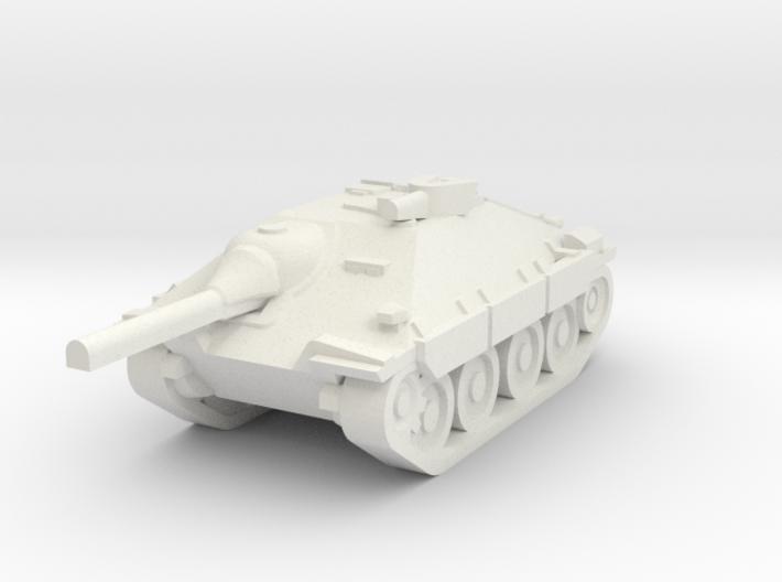 Jagdpanzer - Hetzer 3d printed
