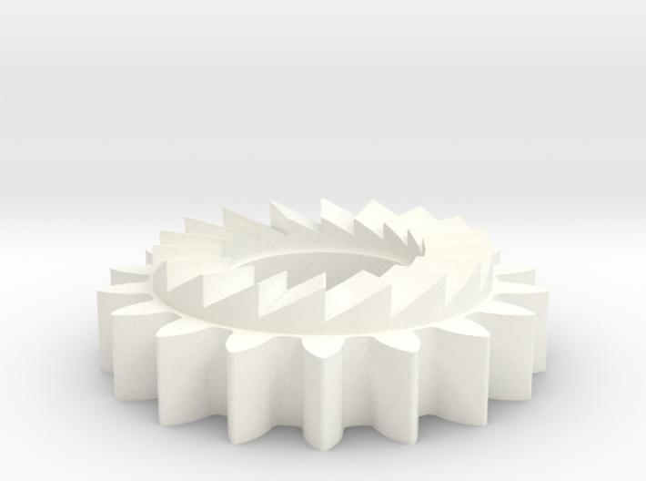 KstartPinionPattern 3d printed