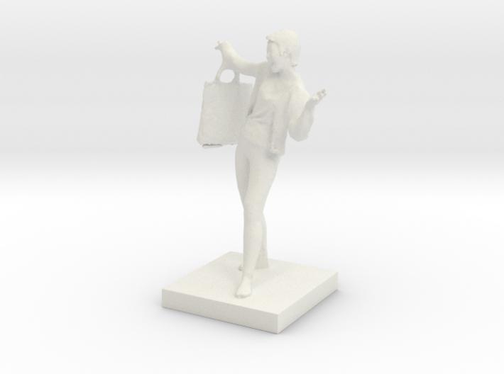 Printle C Femme 122 - 1/32 3d printed